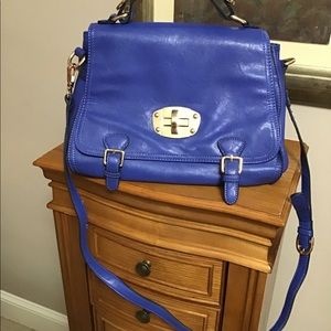 Women's Purse by Urban Expressions Blue new med Sz